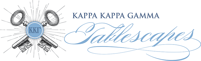 Kappa Tablescapes presented by the Dallas Alumnae Association Kappa Kappa Gamma Foundation, Inc.